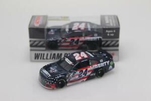 NASCAR 2020 WILLIAM BYRON #24 PATRIOTIC LIBERTY UNIVERSITY 1/64 CAR
