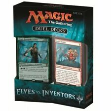 MTG Duel Decks Elves VS Inventors Wizards of The Coast Wtcc37320000