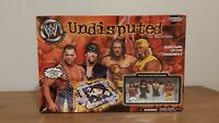 WWE Undisputed The Board Game - Jakks Pacific - 2002 - Contents Sealed