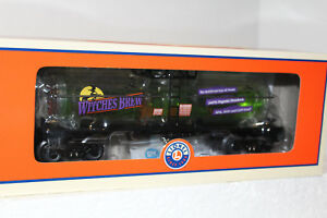 Lionel 6-84330 Witches Brew Transport Tank Car (HALLOWEEN)