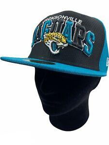 2019 Jacksonville Jaguars New Era 59Fifty NFL On Field Cap Hat Size 7 1/8 NEW