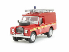Voitures, camions et fourgons miniatures rouge Cararama 1:43