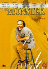 The Monster / Il mostro (1994) Roberto Benigni, Michel Blanc DVD *NEW