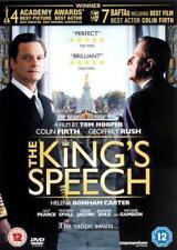 The King's Discurso (Nuevo y sin Abrir DVD / Colin Firth / Tom Hooper 2010)