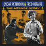 Oscar Peterson and Fred Astaire : The Astaire Story CD 2 discs (2018) ***NEW***
