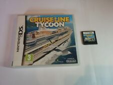 Cruise Line Tycoon - Nintendo DS Game - Ship 2DS 3DS DSi - Free, Fast P&P!