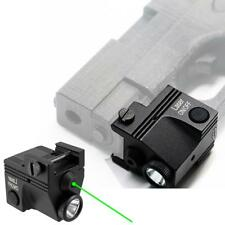 Rechargeable Green Laser Sight with Flashlight Combo for Subcompact Handgun
