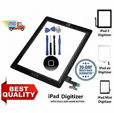 Touch Screen Replacement Digitizer Front Glass display For Apple iPad2/3/4/5 Air