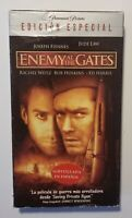 Enemy At The Gates VHS Spanish Edition En Epsanol