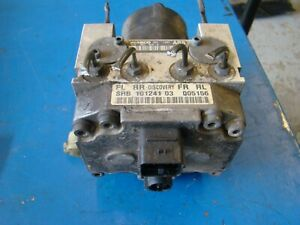 Discovery 2 98-04 ABS modulator pump removed 13/05/21