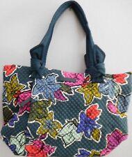 Vera Bradley Hadley East West Tote Bag purse Falling Flowers 22167