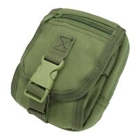 Condor MA26 Tactical MOLLE Gadget Tool Camera Cell Phone Carrier Pouch OD Green