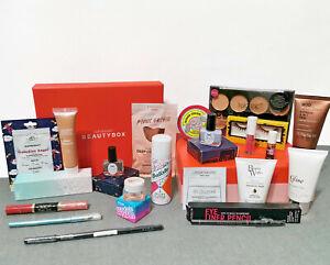 Cosmetic bundle Look Fantastic Beauty Box Gift Set Make Up Birchbox Glossybox ❤️