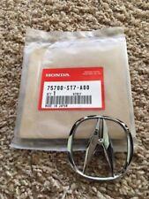 """New OEM 94-01 Acura Integra LS GSR DC2 B18C1 B18B1 Front Bumper """"A"""" Emblem Badge"""