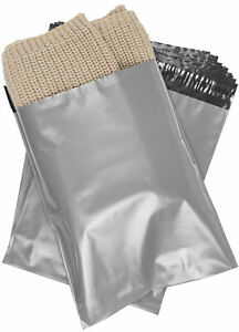 """200 Pack 10x13"""" Durable Poly Mailers Shipping Envelopes Self Sealing Secure Bags"""