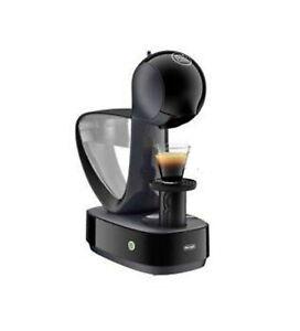 Dolce Gusto Infinissima Delonghi EDG160.A Kapselmaschine schwarz Kaffeemaschine