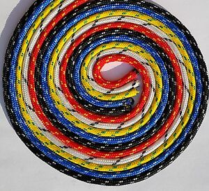 Strong Polypropylene 6mm Braided Cord Poly Rope Washing Clothes Line Pulley Rope