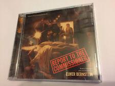 REPORT TO THE COMMISSIONER (Bernstein) OOP Ltd Score Soundtrack OST CD SEALED