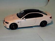 BMW M3 Coupe Pearl White KYOSHO 08736W 1/18