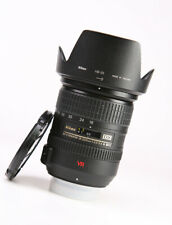 Nikon AF-S DX VR 18-200mm F3.5-5.6 G IF ED Zoom Lens + Front & Rear Lens Caps