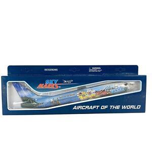 Sky Marks Alaska Airline Spirit of the Islands Boeing 737-800 1/130 Scale Model