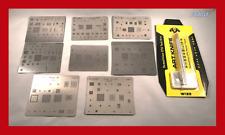 8 Pcs. BGA Reballing Stencil dedicate kit for iPhone7 7+ 5s  6 6+ 6S 6s plus/ SE