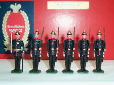 TRADITION 11A WORLD WAR ONE PRUSSIAN INFANTRY 1914 METAL TOY SOLDIER FIGURE SET