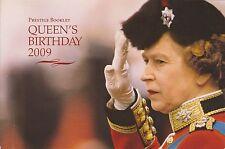 Australia Prestige Booklet 2009 Queen's Birthday QEII Elizabeth Royalty SP171