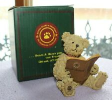 Boyds Bears & Friends Bearstone Collection - Theodore M. Bear