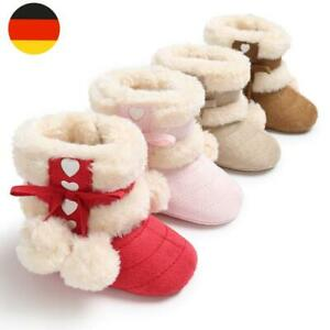 Baby Winterschuhe Schneeschuhe Stiefel 0-18M Neugeborene Baby Mädchen