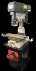 MSC 00685420 Step Pulley Mill Drill Machine Single Phase 3000 RPM w/ Tooling photo