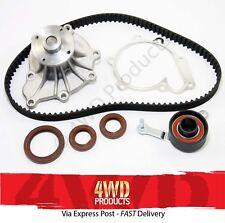 Water Pump/Timing Belt kit - Holden Jackaroo UBS73 3.0TD 4JX1 (98-04)