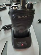 Kenwood TK-3200L UHF 2 Channel Radio Talkie Hand Held with ksc-35 charger