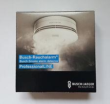 ☆ Busch-Jaeger 6833-84 Professional Line Rauchmelder Rauchwarnmelder ☆ NEU&OVP ☆