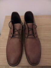 New Next Mens Brown Boots suze 10