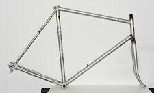 Cadre Reynolds 531 Turillon vélo vintage France old bicycle frameset