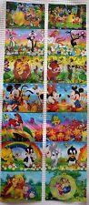 14 EASTER EGG WRAPS THERMO SLEEVES, DISNEY CARTOON CHARACTERS SNOW WHITE MERMAID