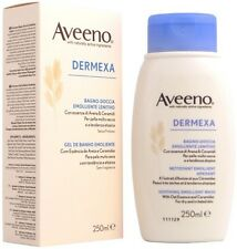 Aveeno Dermexa Soothing Emollient Body Wash 250ml - For Dry Irritated Skin