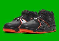 NIKE AIR FLIGHT 89 QS $120 Men's Running shoes AUTHENTIC NEW CU4833 015 Black