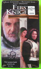 NEW! SEALED! Sean Connery Richard Gere Julia Ormond FIRST KNIGHT Columbia VHS