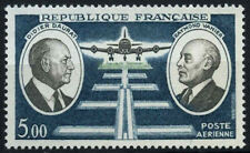 FRANCIA 1970-1973 sg#1890, 5f aria, Pioneer AVIATORI Gomma integra, non linguellato #d39887