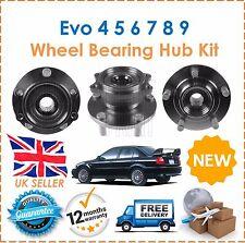 For Mitsubishi Lancer Evo 4 5 6 7 8 9 1996- Rear Wheel Bearing Hub Kit New