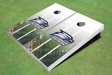 Georgia Southern University Head Logo Stadium Long Strip Custom Cornhole Board