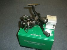 Shimano Baby Baitrunner Reel DL 2500 FB + Spare spool Fishing tackle