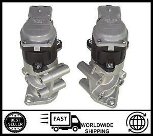 FOR Land Rover Range Rover Sport, Discovery 3 Front Left & Right EGR Valve