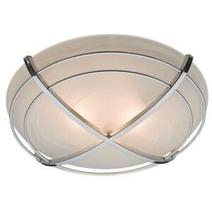 Hunter Exhaust Fan w/Light Bath Bathroom Ceiling Flush Mount Quiet 90 CFM Round