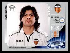 Panini Liga de Campeones 2012-2013 Éver Banega Valencia CF no. 399