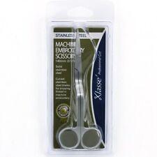Klasse Professional Cut Machine Embroidery Scissors 14cm - B5423