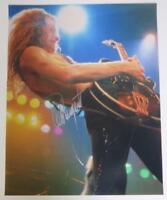 TED NUGENT Signed Autograph 16x20 Photo