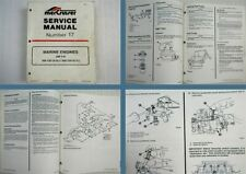 Mercruiser GM V8 5.0L 5.7L Marine Engine Service Manual